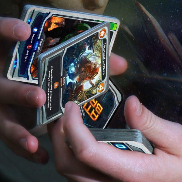 Atlas Break cards